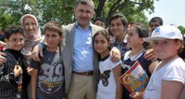 Üsküdar Belediyesi'nden öğrenci şenliği