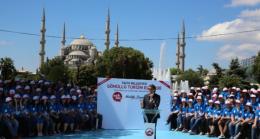 Fatih Belediyesi'nin gönüllü