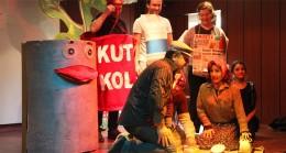"""Ataşehir'de """"Ben Çöp Değilim"""" eğitimi"""
