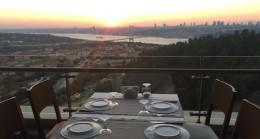 İstanbul Boğazı'na nazır keyifli kahvaltının adresi