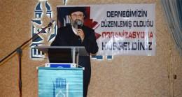 Üsküdar'da anlamlı bir toplantı