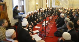 Üsküdar'da Çanakkale Şehitleri'nin ruhları yad edildi