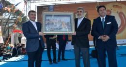 Üsküdar, Bakan Yıldız'ı Sucuk Festivali ile ağırladı