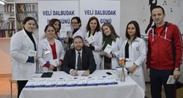 Kuzey Koleji, yazar Veli Dalbudak'ı ağırladı