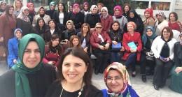 İstanbul AK Kadınların güçlü medyası