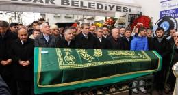 Hilmi Türkmen'in babası Hakk'a yürüdü