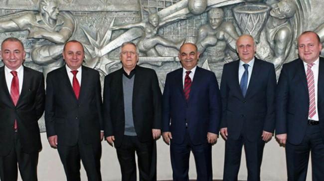 Aykurt Nuhoğlu Fenerbahçe Kulübü'nde