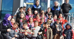 Tuzla Belediyesi Bilgi Evleri'nden polise ziyaret