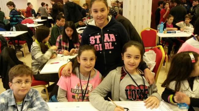 Üsküdar'da Ortaokullar arası Sudoku yarışması