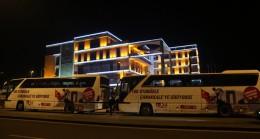 Çekmeköy Belediyesi'nden Çanakkale rekoru
