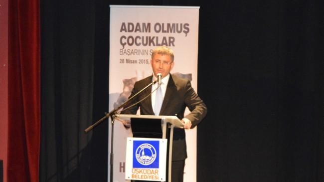 """Başkan Türkmen, """"Hayatta hiç bir şey tesadüf değildir"""""""