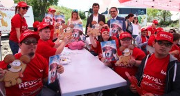 "Ataşehir Hayvan Barınağı'nda ""Engelsiz Sevgi"""