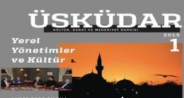 Üsküdar dergisi tanıtıldı