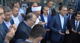 Azîz Mahmûd Hüdâyî Türbesi açıldı