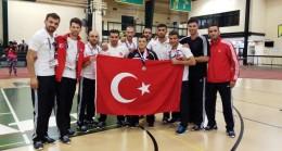 İstanbul İtfaiyesi'nden beş madalya