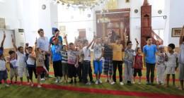 Çekmeköy Belediyesi 'nden çocuklara sürpriz