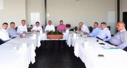 Belediye başkanları Tuzla'da buluştu
