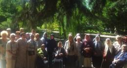 Üsküdar'ın çınarlarıyla buluşma