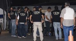 İstanbul'da 15 terörist daha tutuklandı