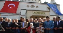Barbaros Camii açıldı