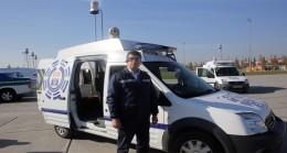 Dünyada bir ilk: İstanbul trafiğine mobil EDS