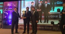 Çekmköy Belediyesi'nin 'Biz O'nu Çok Sevdik' projesine ödül