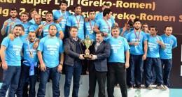 Güreşin Şampiyonu: Sancaktepe Belediyesi