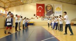 Sultanbeyli Belediyesi'nin öncülüğünde spor yapın