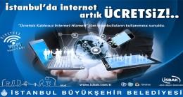 İstanbul ücretsiz interneti sevdi