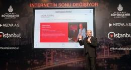 İstanbul'a internette milli alan adı…