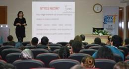 Sancaktepe'nin öğrencilerine motivasyon semineri