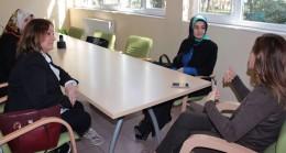 AK Parti Ümraniye'den Yeşilay ziyaretleri