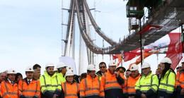Yavuz Sultan Selim Köprüsü hayırlı olsun