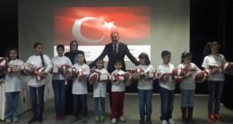 Ümraniye'de İstiklal Marşı heyecanı