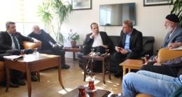 Diyarbakır Vakfı İstanbul Şubesi'nde önemli buluşma