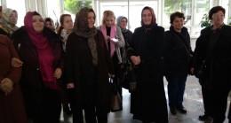 Beykoz'un AK Kadınlarından anlamlı ziyaret