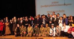 Medeniyet Yolcuları Çanakkale Şehitlerini andı