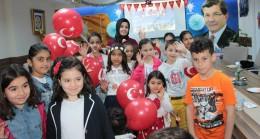 AK Kadın Ümraniye'den 23 Nisan coşkusu