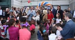 AK Parti İstanbul'da 23 Nisan Şenliği
