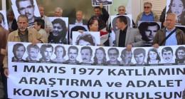 Devrimciler Taksim Kazancı Yokuşu'nda