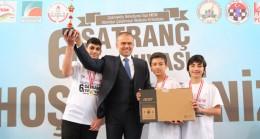 Çekmeköy'ün satranç şampiyonları