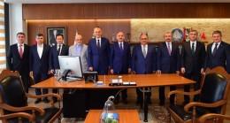 Bakan Müezzinoğlu Ümraniye Belediyesi'nde