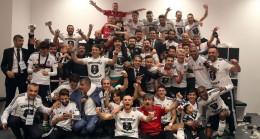Beşiktaş'tan yılın pozu