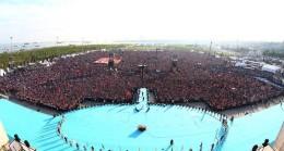 İstanbul'un Fethi'ne 2 milyon katılım