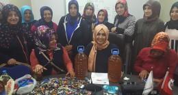 """Sancaktepe'nin AK Kadınları, """"Temiz çevre için el ele"""" verdi"""
