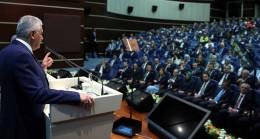 Başbakan Binali Yıldırım, il başkanlarını topladı