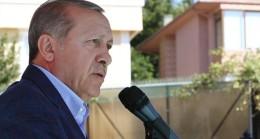 Cumhurbaşkanı Erdoğan'dan lüks iftar uyarısı