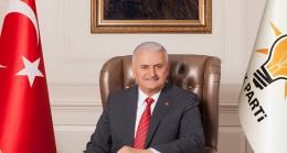 Başbakan Yıldırım'dan Kızılay mesajı