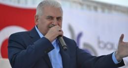 Başbakan Yıldırım'dan dev projelerle ilgili açıklama