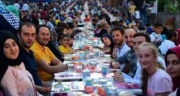 Sancaktepe'de Ramazan heyecanı sokaklara taştı